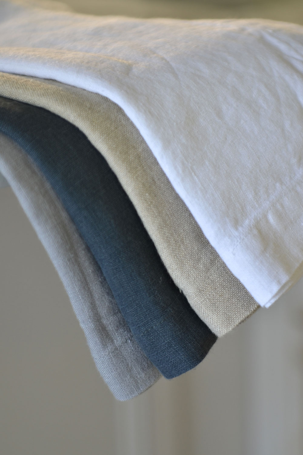 Stonewashed Linen Napkins Set Of 4 Masquerade
